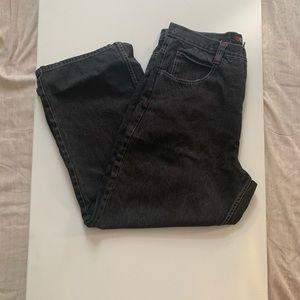 South Pole authentic collection men's black jeans